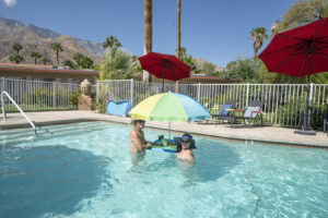 Clothing Optional Resort Palm Springs