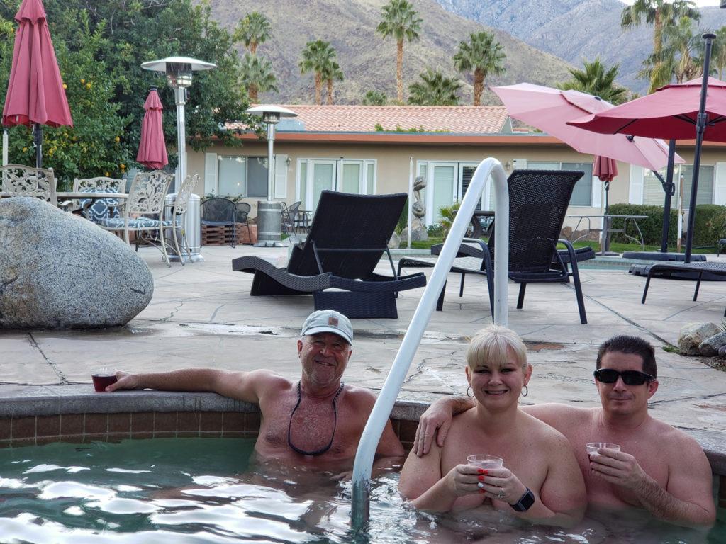 Clothing Optional Nude Resort